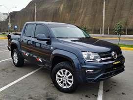 Camioneta Amarok 4x4. Modelo 2018. Semi nueva full