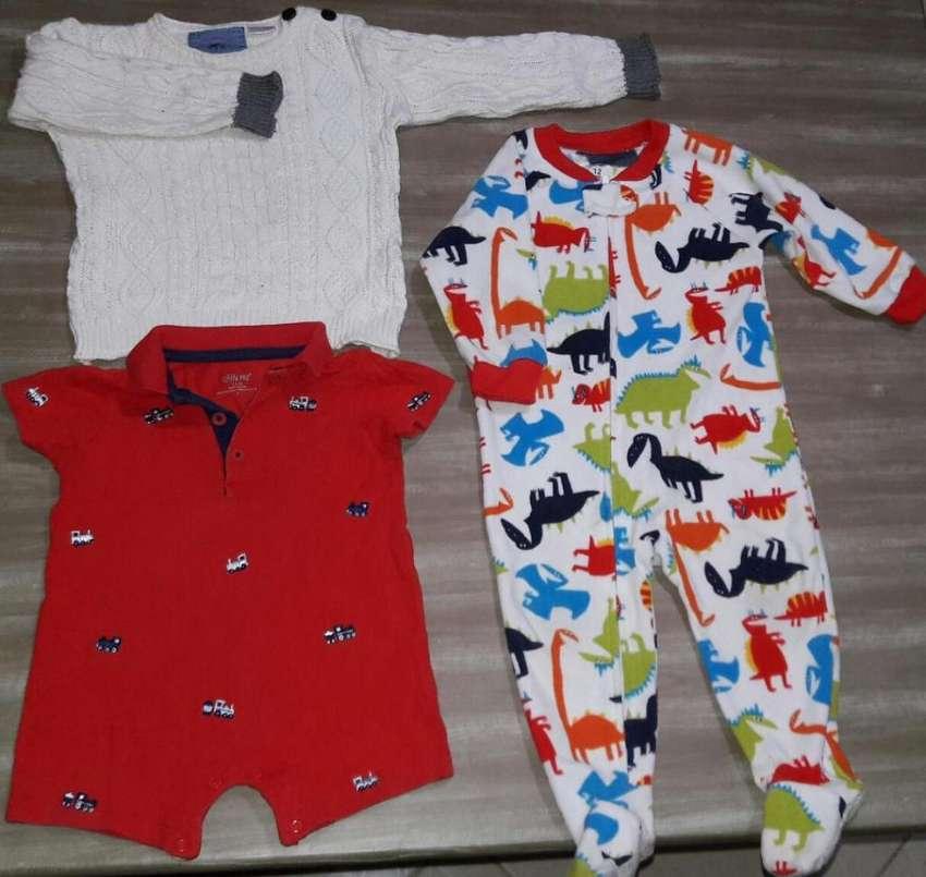 ropa mportada de segunda talla 12 meses 0