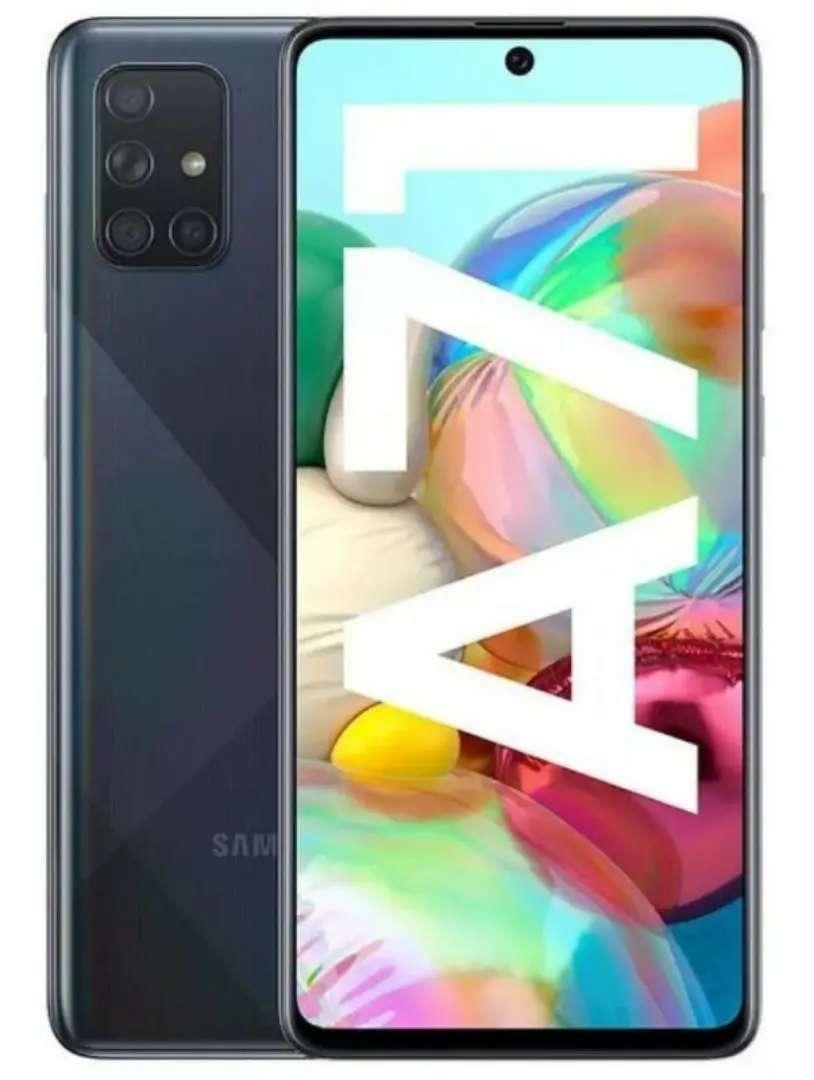 Samsung A71 nuevo 0