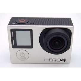 Gopro Hero 4 black o Silver con display casi nuevas