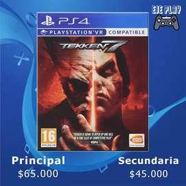 Teken 7 PS4