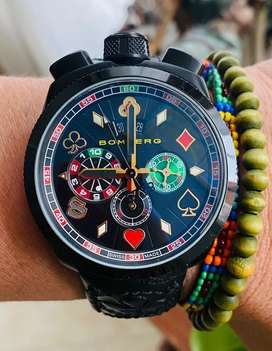 Reloj Bomberg Casino