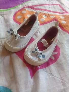 Zapatos booble gumers como nuevos niña