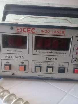 Laser kinesiologico ir20 con instructivo