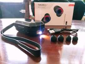Auriculares con batería de larga duración