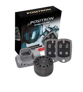 POSITRON DUOBLOCK FX 350