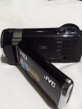 Filmadora digital JVC Everio