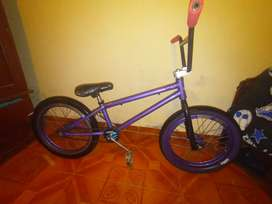 BMX tipo cross