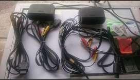Adaptador Cte Cable Video Snes N64 Nes ORIGINAL