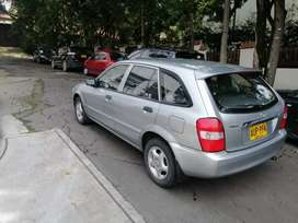 Vendo Mazda Allegro único dueño, documentos al día, muy buen estado