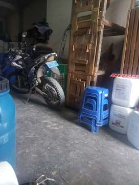 Vendo moto wansin
