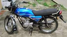Se vende Yamaha libero 110 modelo 2007