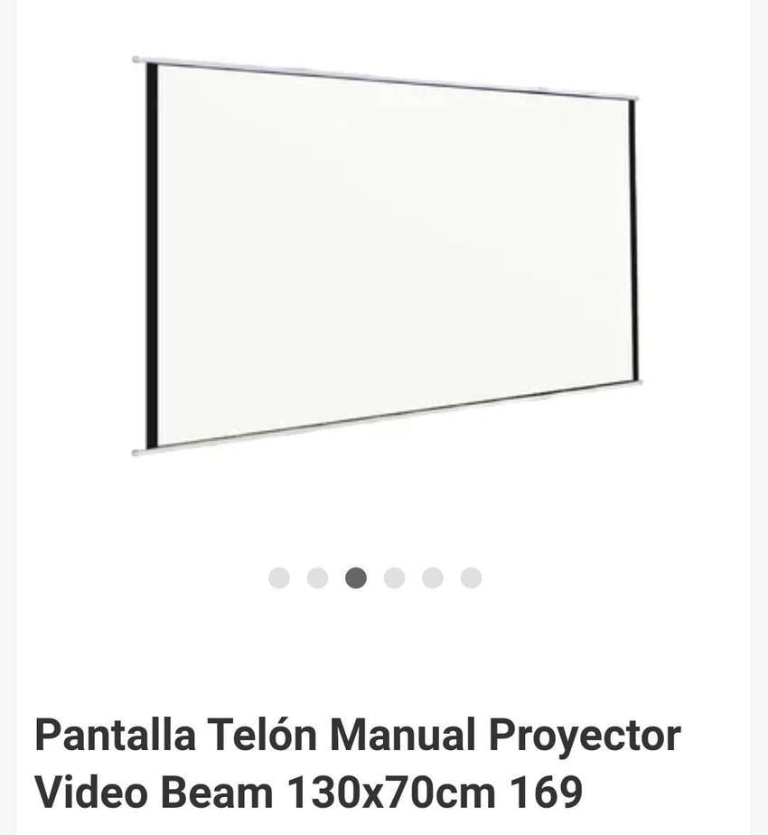 Vendo pantalla video beams