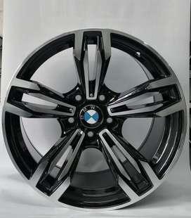 Rines 18. 5H. Medida 120 mm. Para BMW. 8.5 pulgadas de ancho