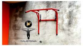 Barra Multifuncional de Calistenia Infinity: