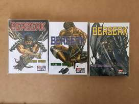 Mangas de Berserk (vol. 1, 2 y 3)
