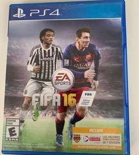 FIFA 16 / PS4