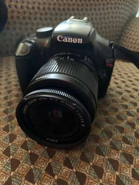 Canon T3, negociable, estado 9 de 10