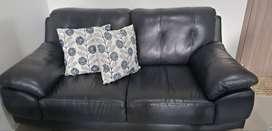 sofa puro cuero
