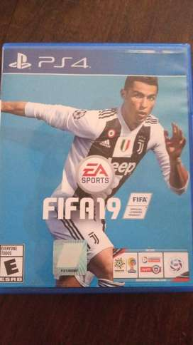 Fifa 19 PS4 (usado)