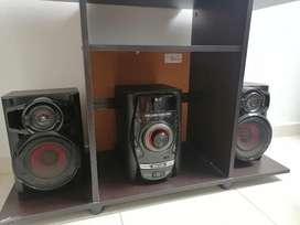 Equipo de sonido, minicomponente LG