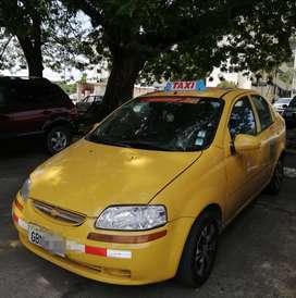 Se vende taxi de oportunidad 2011