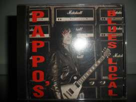 Pappos Blues blues local cd original