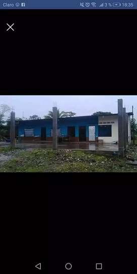 Se vende una casa en el barrio primavera 2 lago agrio