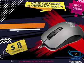 Mouse klip. Xtreme