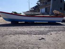 Se Vende Bote ( fibra) en Puerto El Morro
