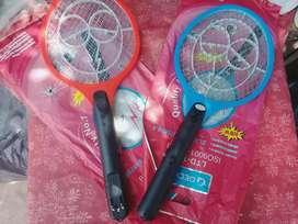 Vendo raquetas mata moscas y mosquitos recargadas a 220w