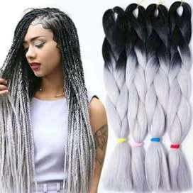 Trenzas Africanas y todo tipo de peinados , a muy buen precio ,trabajo 100% garantizado