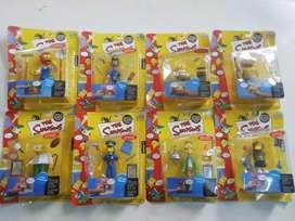 Los Simpsons (personajes - nuevos)