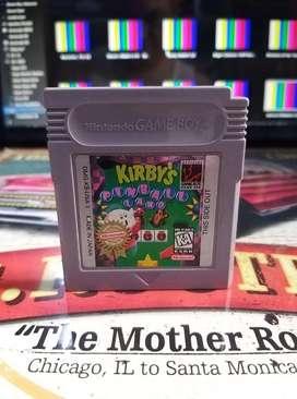 Kirby Pinball Land Para Consola Nintendo GameBoy GB Usado