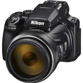 Cámara Nikon P1000