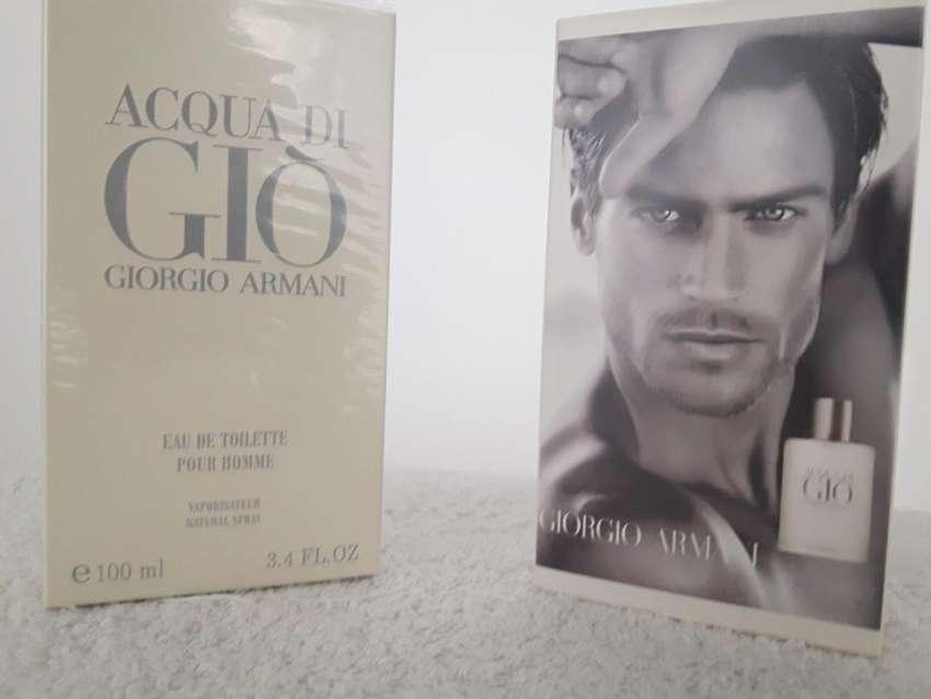 Perfume Acqua Di Gio Palermo 0
