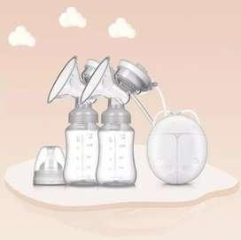Extractor de leche eléctrico doble