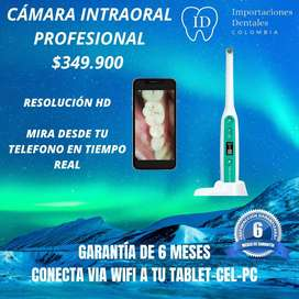 Camara intraoral endoscopio con wifi resolución High HD garantía 6 meses NUEVA OFERTA