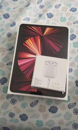iPad Pro M1 (2021) 11 pulgadas de 128 gb. Para estrenar