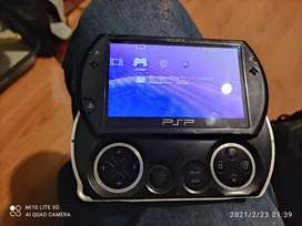 Psp go en perfecto estado