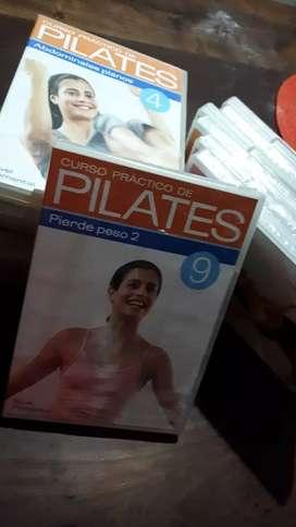 Vendo CD de pilates