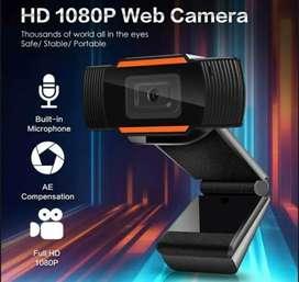 Web cam Camara Full Hd 1080p con Microfono Usb Nuevo