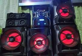 Sony MHC-GPX8