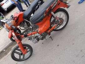 Vendo Honda econo c90