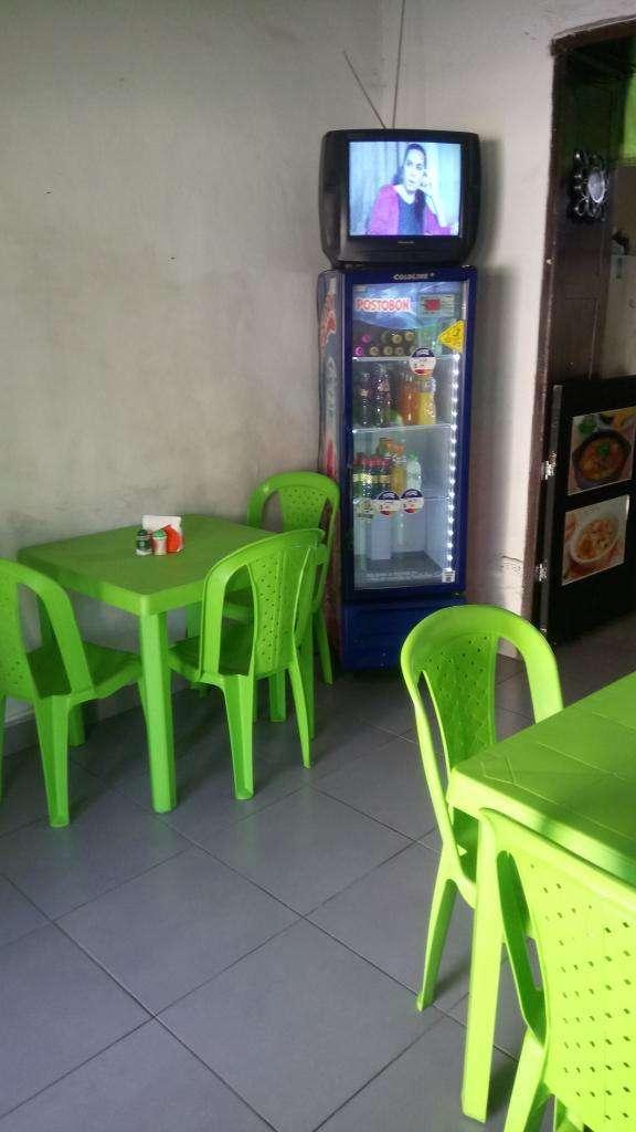 Vendo Restaurante en Robledo 0