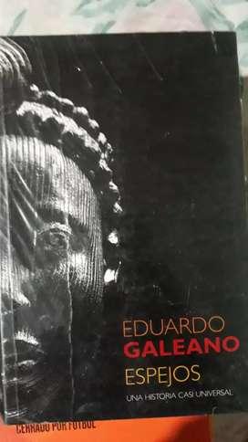 ESPEJOS (usado) EDUARDO GALEANO