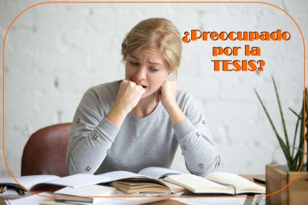 Asesoramiento de Tesis