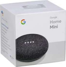 Vendo Google Home Mini Nuevo