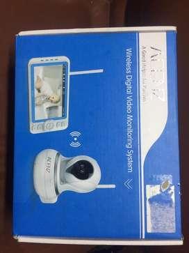Wireless Digital Video monotoring system