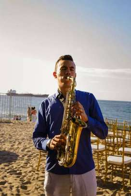 Saxofonista Barranquilla, Cartagena, Santa Marta.